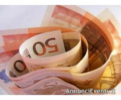 Avete bisogno di un prestito di denaro rapido? Como
