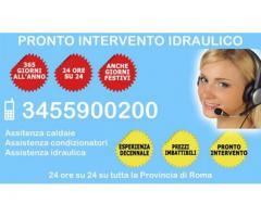 Pronto Intervento Idraulico Tuscolana - 345.5900200