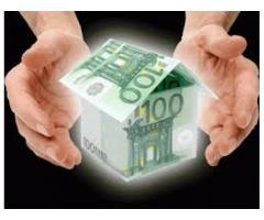 Offerta di prestito tra particolare seria e rapida