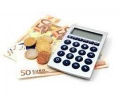 Rifinire tutto il vostro problema di finanziamento