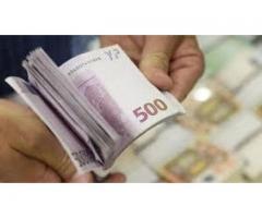Finanziamento di credito a tutte persona in Italia