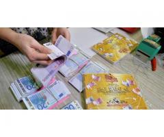 offerta di prestito con una carta di credito
