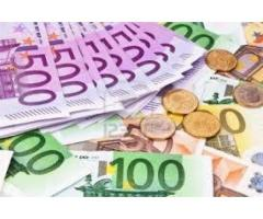 offerta di prestito di denaro tra particolare