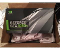 Nvidia GeForce GTX 1080 Ti Founders Edition