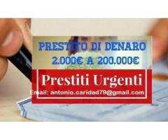 Finanziamenti a Dipendenti fino ad euro 200.000
