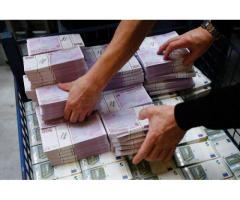 Avete bisogno di un prestito di denaro rapido?