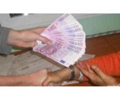 offerta di prestito di denaro tra privato serio in 72 ore