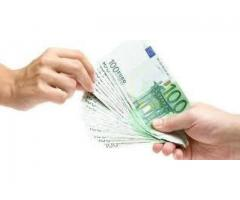 Offerta di prestito tra l'individuo urgente