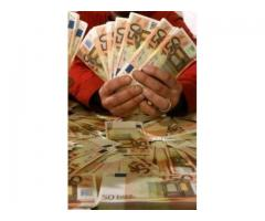 Offerta di prestito per tutti persona nella necessità aiuta