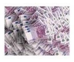 offerta di prestito di denaro