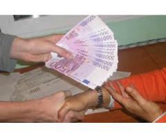 offerta di prestito serio e onesto
