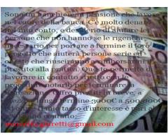 offerta di prestito di denaro tra particolare in 72 ore