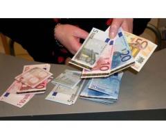 Offerta di denaroPrestito onesto ed affidabile