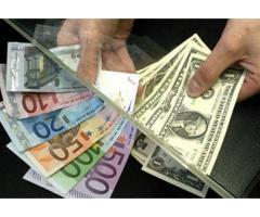 Soluzione ai vostri problemi di denaro